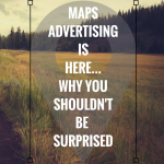 maps advertising