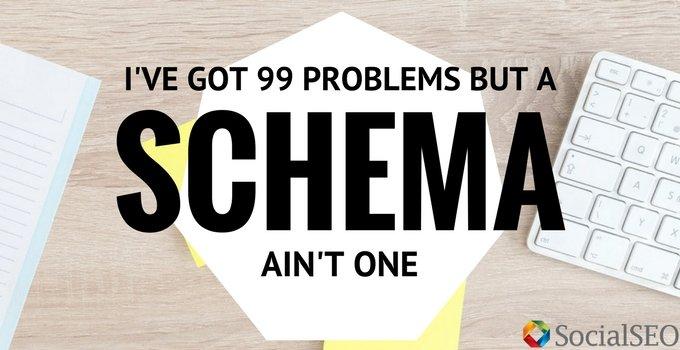 I Got 99 Problems But A Schema Ain't One