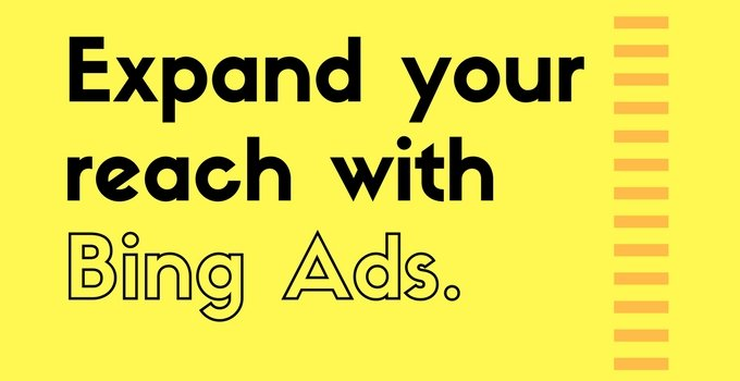 Not Getting What You Need With AdWords Pay-Per-Click? Expand Your Reach With BingAds.