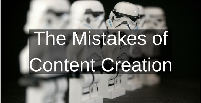 Attack Of The Clones: Deadly Mistakes In Content Creation