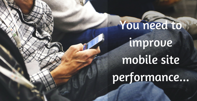 Why Facebook Wants You To Improve Your Mobile Site Performance