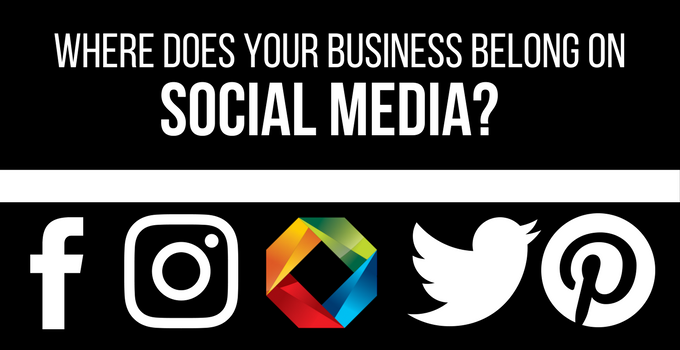 Where Does Your Business Belong On Social Media?