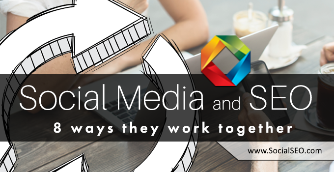 8 Ways Social Media And Seo Work Together