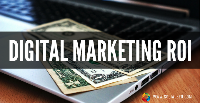Return On Investment With Digital Marketing