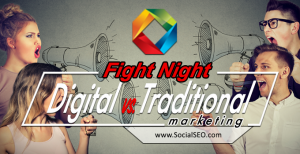 digital vs traditional marketing