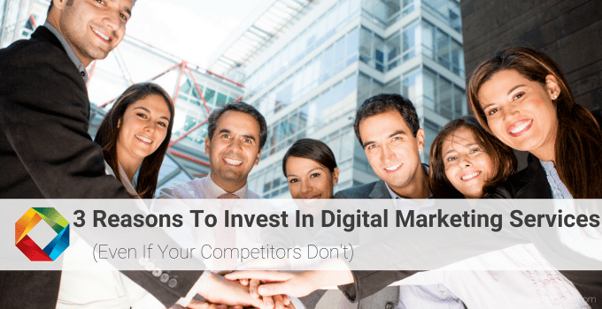 Investing In Digital Marketing Services