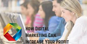 Increase Profit Margin with Digital Marketing