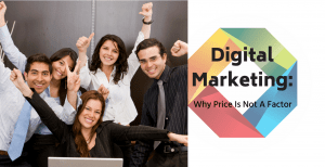 Digital Marketing Services Cost