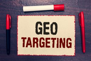 Geo Targeting Strategy