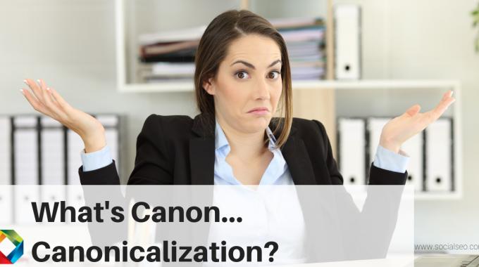 Canonicalization
