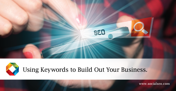Using Keywords To Build Your Business